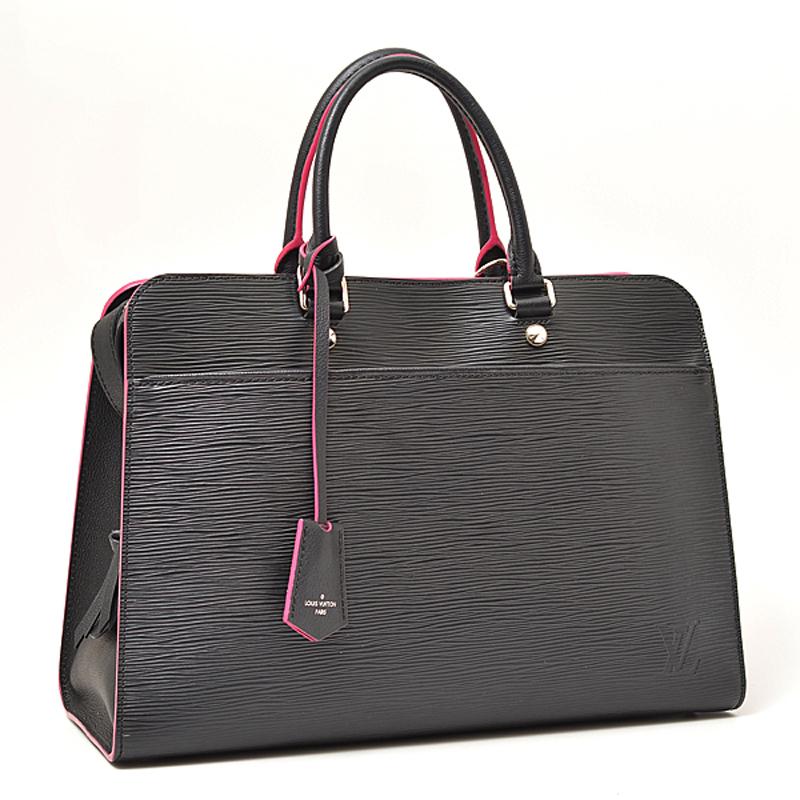 ルイヴィトン Louis Vuitton エピ ヴァノーGM ノワール M54149
