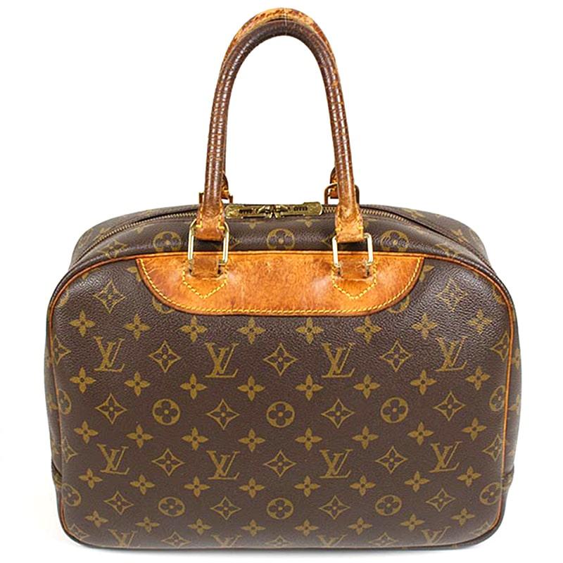 ルイヴィトン Louis Vuitton モノグラム ドーヴィル M47270